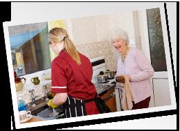 Home helper services