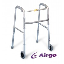 airgo-r-folding-walker-5-wheels-opt-glide-tips-small-adult-silver